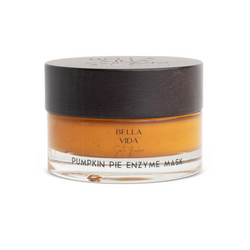 Pumpkin Pie Enzyme Mask with Glycolic Acid - Bella Vida SB | Luxury Clean Skincare