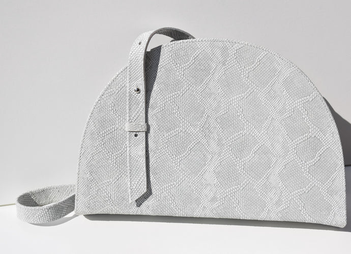 LUA Half-moon bag