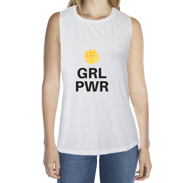 Eco Friendly Muscle Tank Tops for Women | GRL PWR-Eco Conscious Clothing