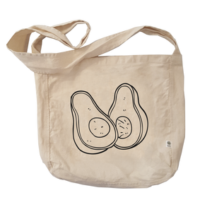 Eco Friendly Reusable Shopping Bags | Avocados-Eco Conscious Clothing