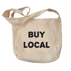 Eco Friendly Reusable Shopping Bags | Buy Local-Eco Conscious Clothing