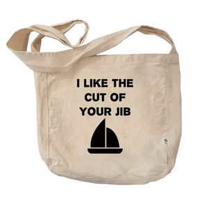 Eco Friendly Reusable Shopping Bags | Cut of Your Jib-Eco Conscious Clothing