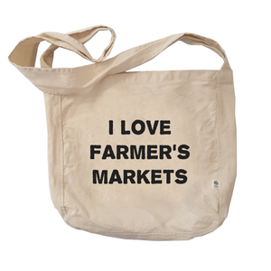 Eco Friendly Reusable Shopping Bags | Farmer's Markets-Eco Conscious Clothing