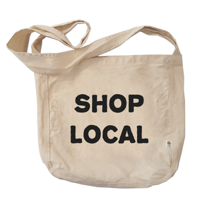 Eco Friendly Reusable Shopping Bags | Shop Local-Eco Conscious Clothing