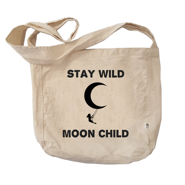 Eco Friendly Reusable Shopping Bags | Stay Wild Moon Child-Eco Conscious Clothing
