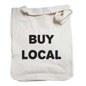 Environmentally Conscious Canvas Tote Bags | Buy Local-Eco Conscious Clothing