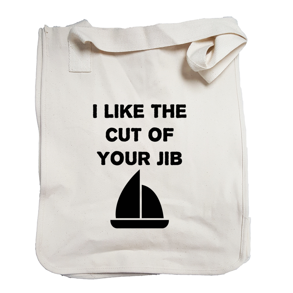 Environmentally Conscious Canvas Tote Bags | Cut of Your Jib-Eco Conscious Clothing