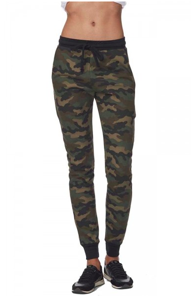 rPet & Organic Cotton Camo Joggers for Women | Mom Life-Eco Conscious Clothing