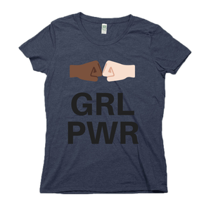 rPet & Organic Cotton Graphic Tees for Women | GRL PWR-Eco Conscious Clothing