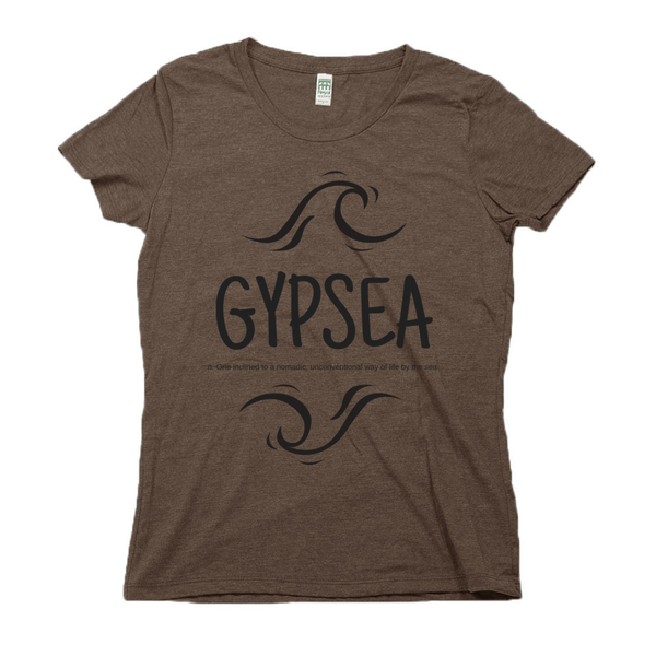 rPet & Organic Cotton Graphic Tees for Women | Gypsea-Eco Conscious Clothing
