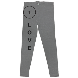 rPet & Organic Cotton Leggings for Women | 1 Love-Eco Conscious Clothing