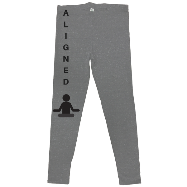 rPet & Organic Cotton Leggings for Women | Aligned-Eco Conscious Clothing