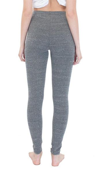 rPet & Organic Cotton Leggings for Women | Bad-Ass-Eco Conscious Clothing