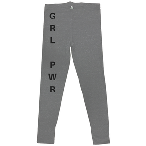 rPet & Organic Cotton Leggings for Women | GRL PWR-Eco Conscious Clothing