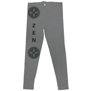 rPet & Organic Cotton Leggings for Women | Zen-Eco Conscious Clothing