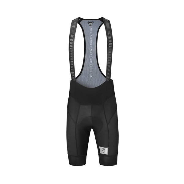 Silhouette Bibshorts - Sort