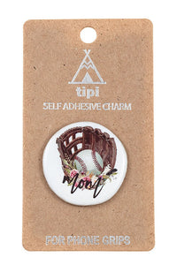 Baseball Mom Cellphone Grip
