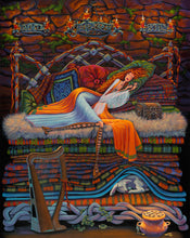 Load image into Gallery viewer, Princess and the Pea- Celtic