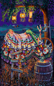 Princess and the Pea- Prairie