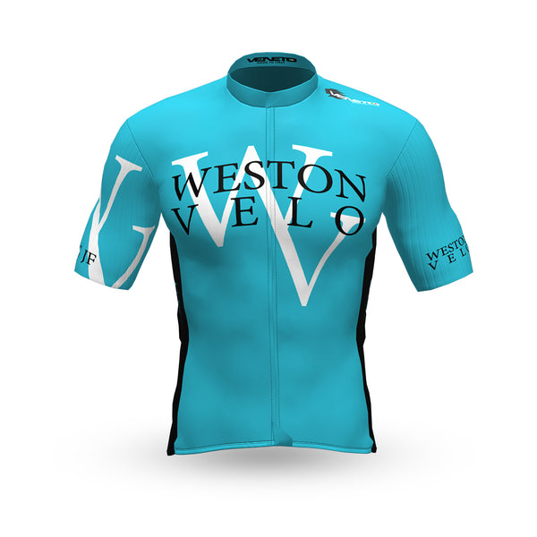 Weston Velo Men's Relax Cycling Jersey