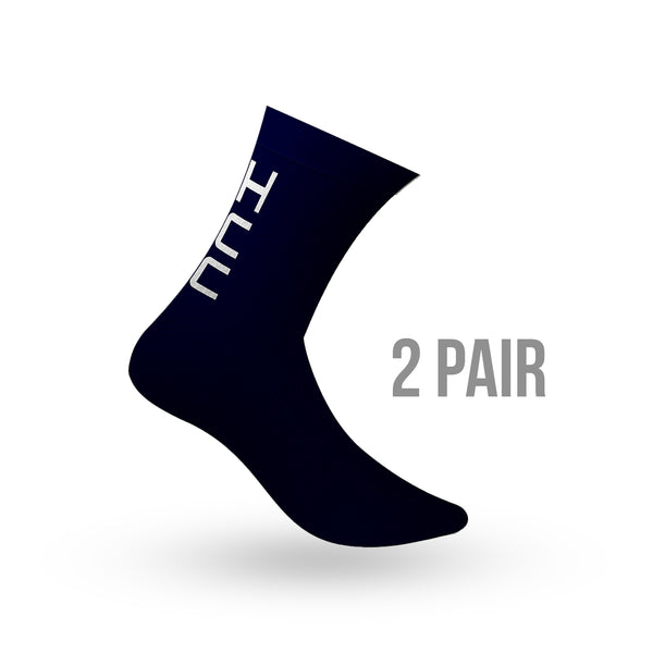 Homestead Cycling Socks Black