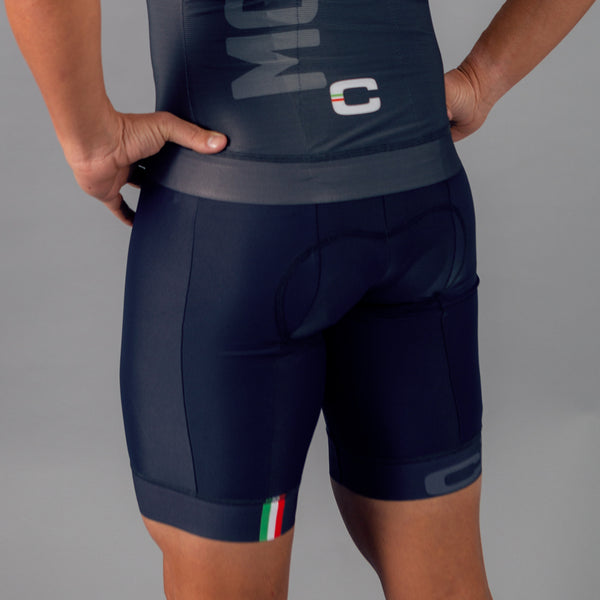 Gara Men Bib Shorts Cycling Blue