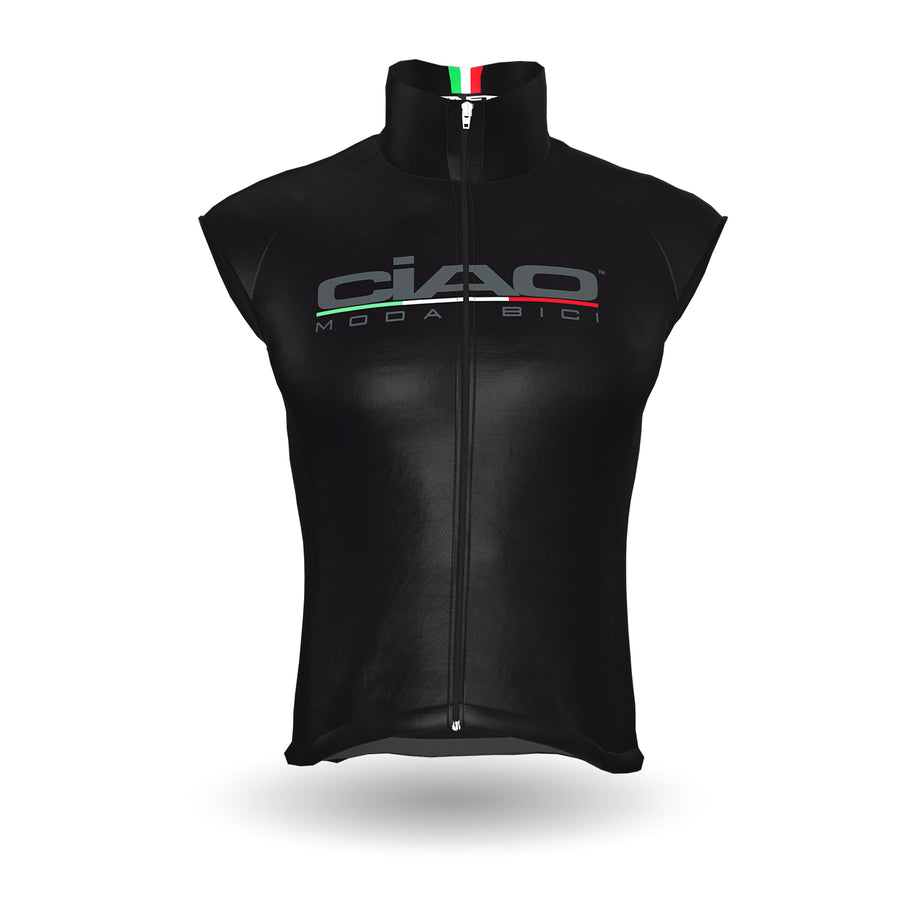 Wind Jacket Cycling Black