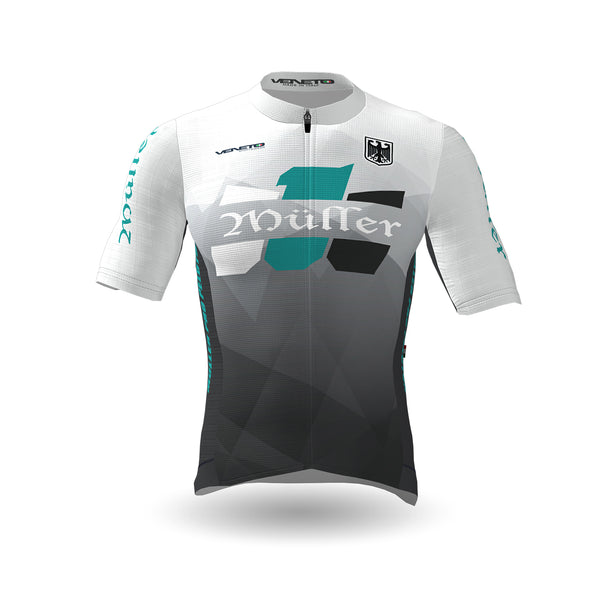 Müller Men's Race Cycling Jersey