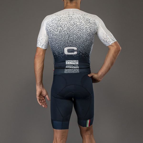 Spray Blue Men's Triathlon Body