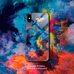 High end Illustrator Iphone case