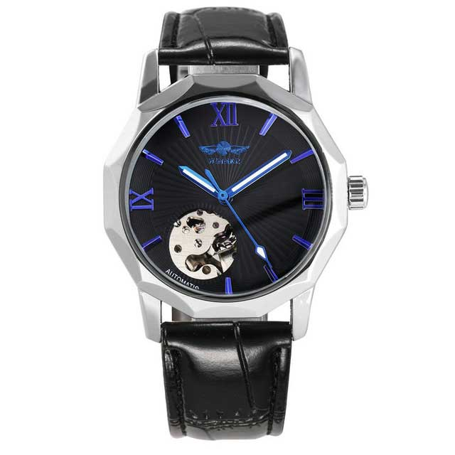 Skeleton Dial Automatic Watch - Better.Plus