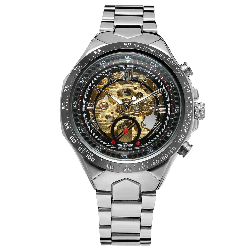Skeleton Automatic Watch - Better.Plus
