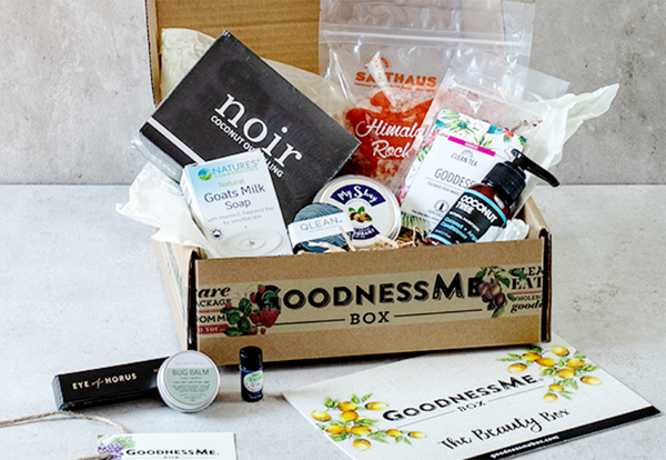 QLEAN features in the GoodnessMe Beauty Box