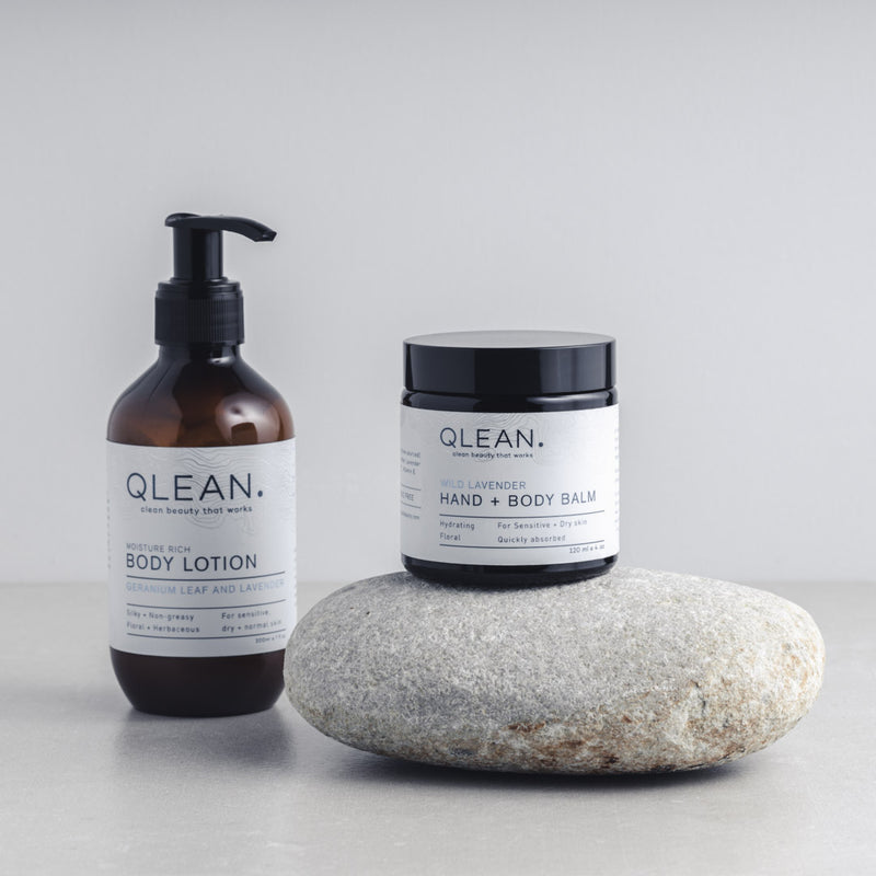 Nourish Me! Hand & Body Care Pack Body QLEAN