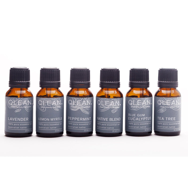 Aromatherapy Starter Gift Set Gifts and Sets QLEAN