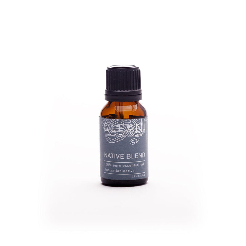 'Native Blend' Pure Essential Oil 15ml Aromatherapy QLEAN