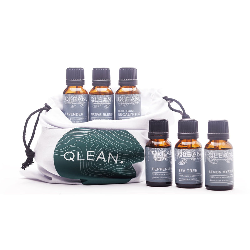 Australian Natives Essential Oil Set Aromatherapy QLEAN