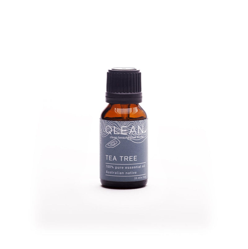 Tea Tree Pure Essential Oil 15ml Aromatherapy QLEAN