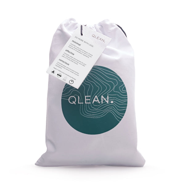 QLEAN Cosmetics Travel + Gift Bag Gifts and Sets QLEAN