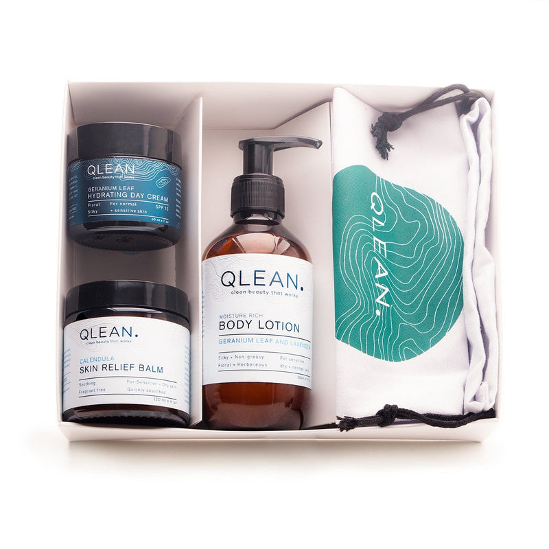 Daily Essentials Gift Set Gifts and Sets QLEAN