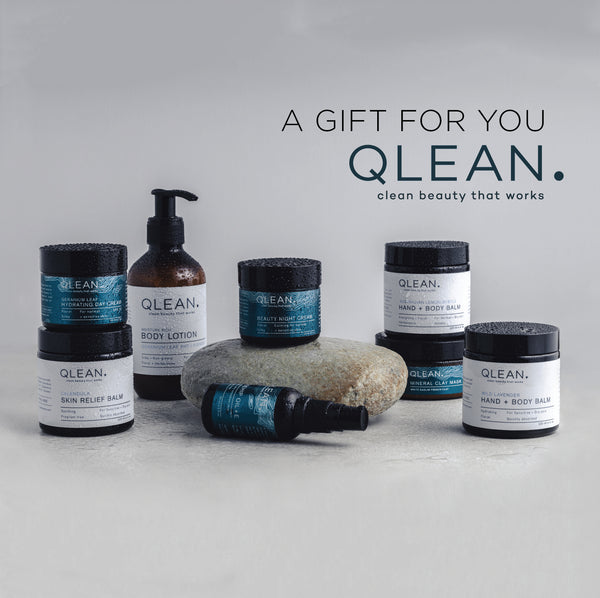 QLEAN Gift Voucher Gifts and Sets QLEAN
