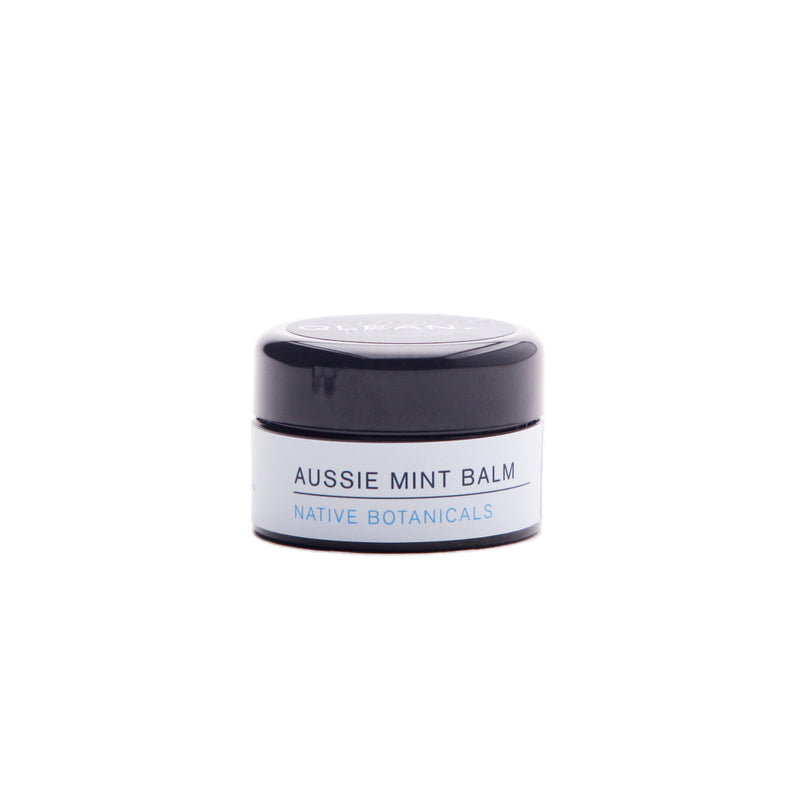 Native Botanicals Aussie Mint Balm 15ml / 60ml Body QLEAN
