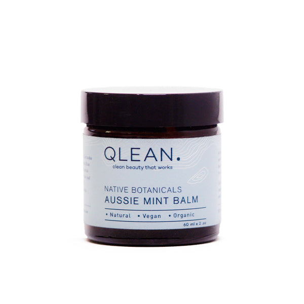 Native Botanicals Aussie Mint Balm 60ml Body QLEAN