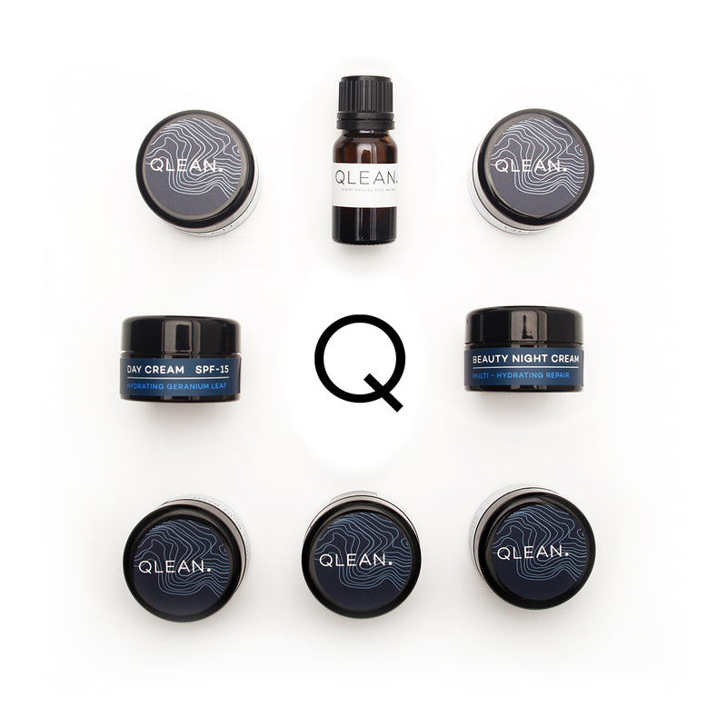 FREE Sample Sachets + FREE Postage + Bonus 50% OFF Petite/Travel Jars - Limited Time! Samples QLEAN