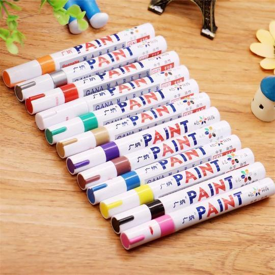 Car Inksie Pen  12PCs/A set