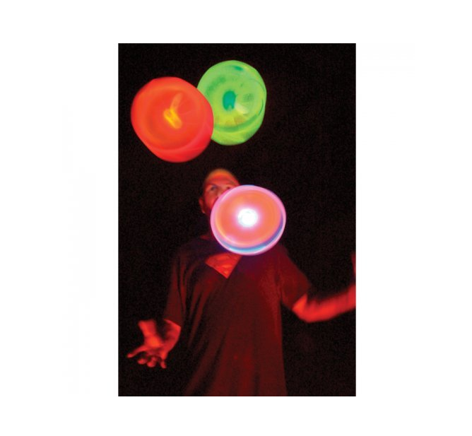The second ultra low price!!! LED Light Up Flying Disc