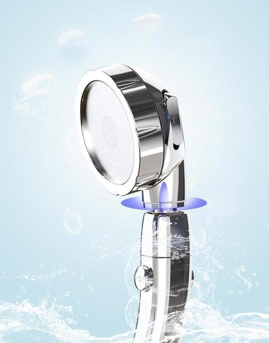 🔥Hot Sale🔥3 In 1 High Pressure Water Saving Showerhead
