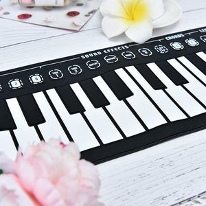 50% OFF-- PORTABLE ELECTRONIC PIANO WITH SPEAKER