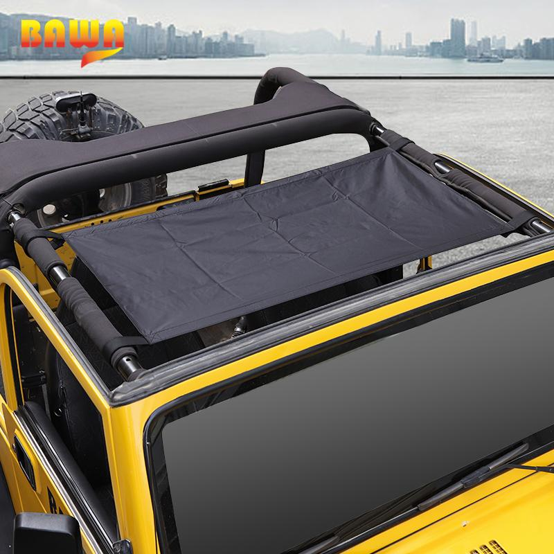 Jeep Car Roof Hammock Rest Bed