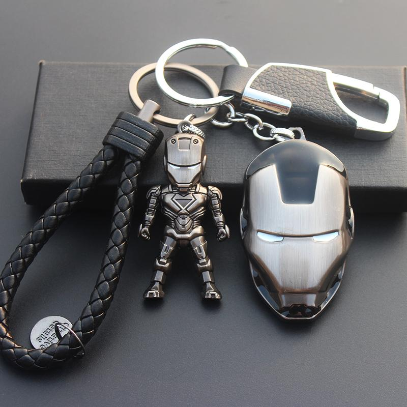 🔥Hot Sale🔥Avengers Super Hero Keychain